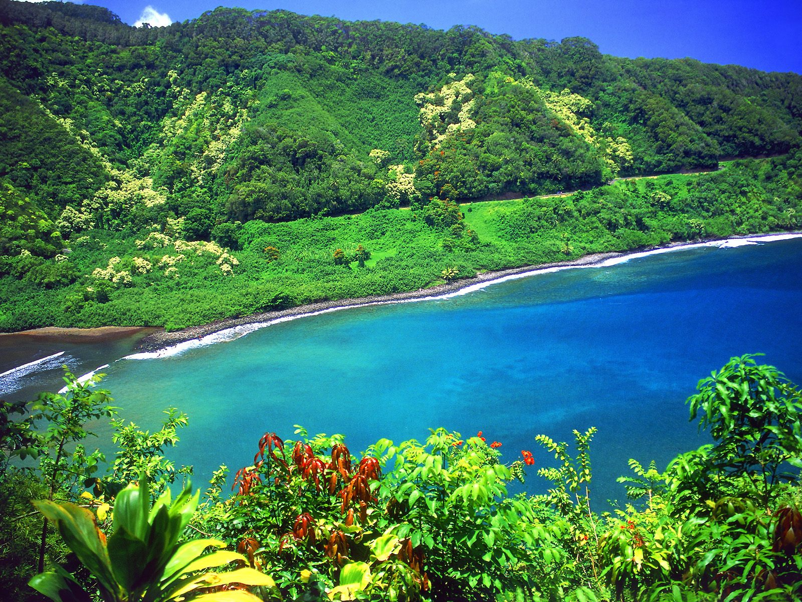 When to travel to maui hawaii for Best warm places to visit in november